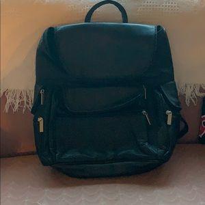 Black Wilson leather bag